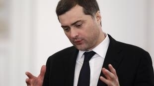 Владислав Сурков. Москва 22/12/2011