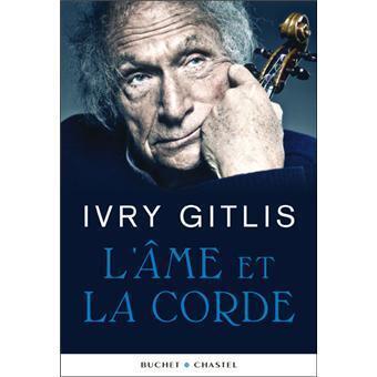 Le violoniste Ivry Gitlis.