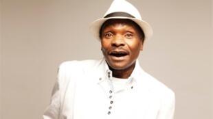Le musicien guinéen Mory Kanté.