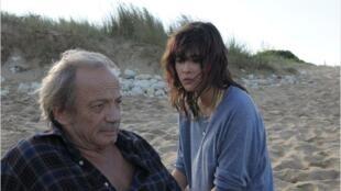 Patrick Chesnais dans «Bienvenue parmi nous» de Jean Becker.