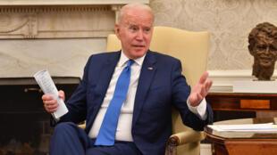 El presidente de Estados Unidos, Joe Biden, anunció el viernes el nombramiento de Jessica Stern como su enviada especial para la defensa de los derechos de la comunidad LGBTQ en el mundo