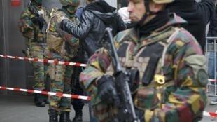Harin Brussels ya kashe mutane fiye da 30