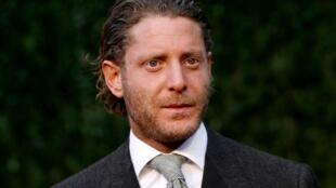 Foto de 2010, quando Lapo Elkann, herdeiro da Fiat, chegava à festa do Oscar da revista Vanity Fair.