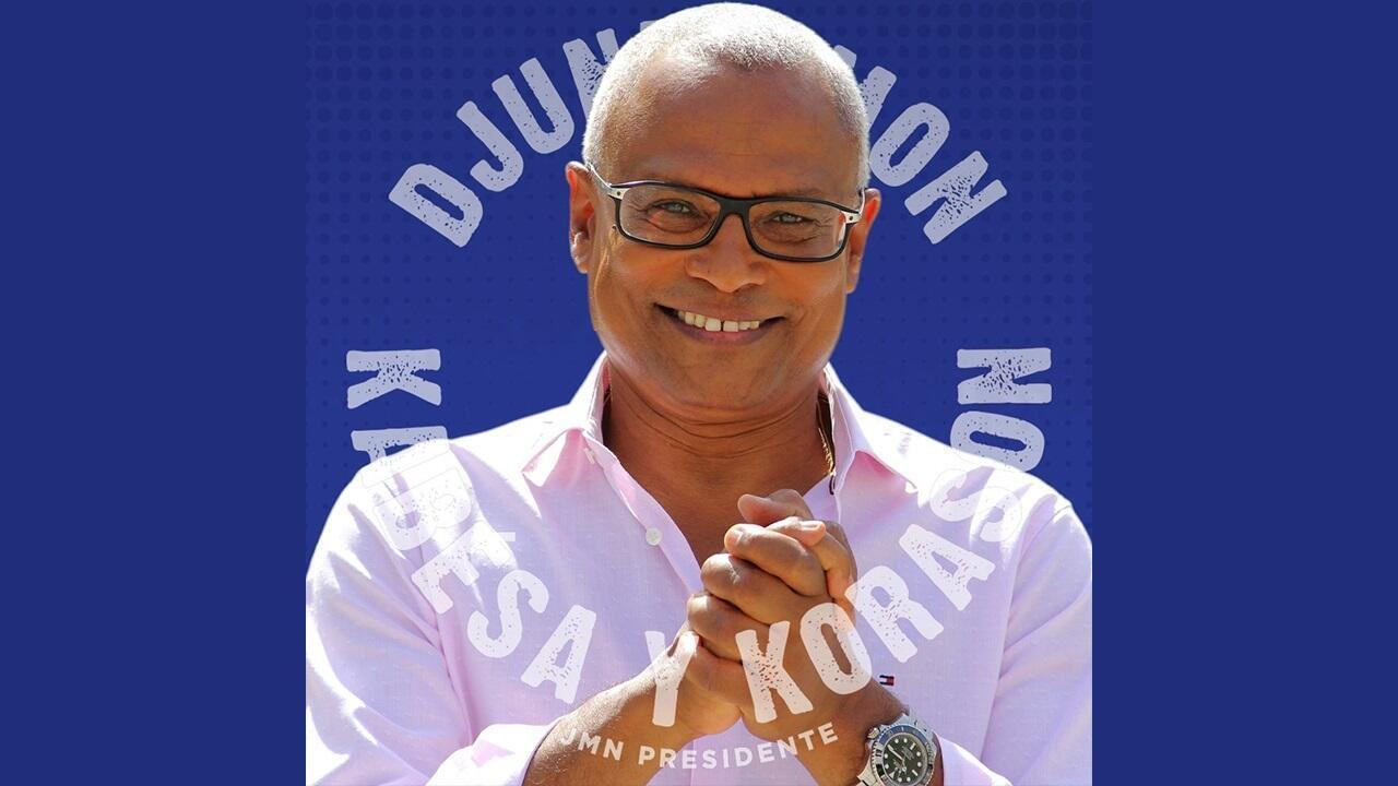 José Maria Neves é um dos sete candidatos às eleições presidenciais cabo-verdianas.