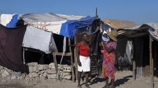 Trois ans après le séisme, des milliers d'Haïtiens ont décidé de tenter leur chance au Brésil. Photo prise à Haïti.