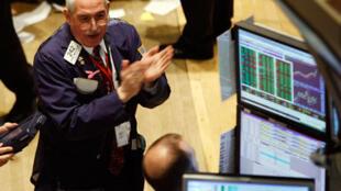 La semaine dernière, la Bourse américaine a retrouvé son plus haut niveau depuis octobre 2007.