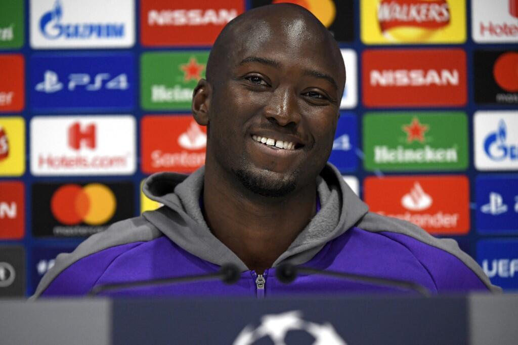 Danilo Pereira, médio luso-guineense do FC Porto.