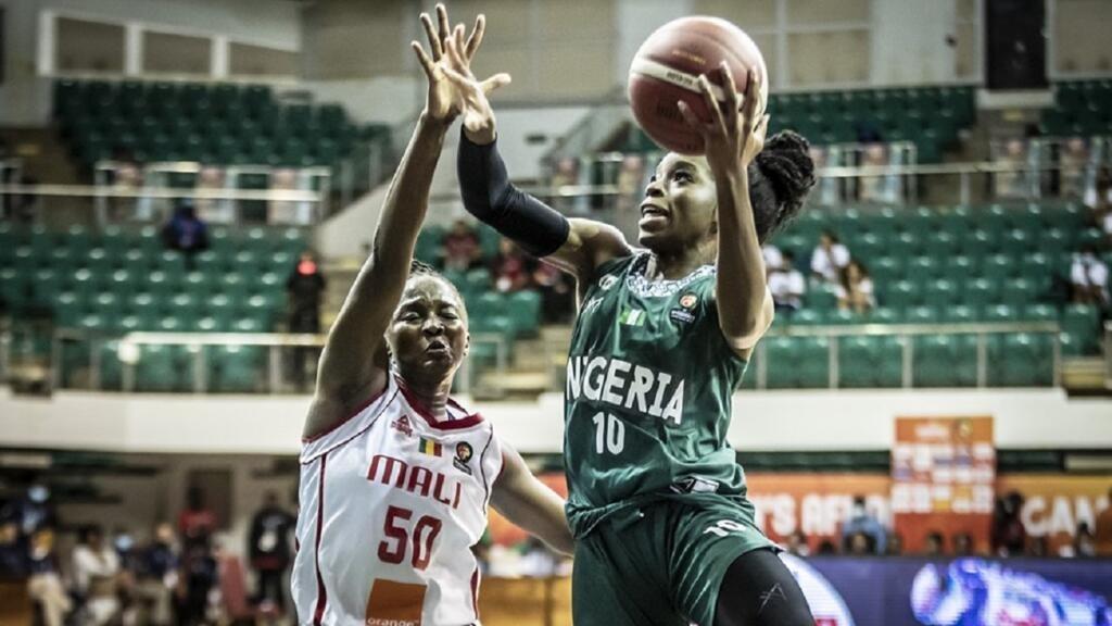 Afrobasket féminin: les Nigérianes enchaînent un troisième sacre face aux Maliennes