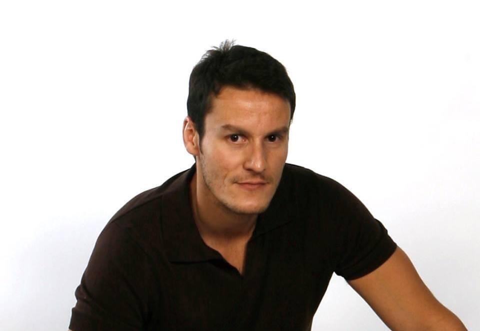 """O brasileiro Flávio Deslandes, inventor de bicicleta de bambu """"Bamboo Comfort""""."""
