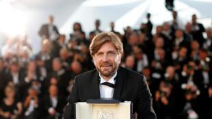 Surprise à Cannes: la Palme d'or a été attribuée dimanche au film suédois «The Square», réalisé par Ruben Östlund