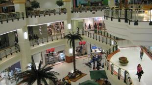 Shopping Iguatemi, em São Paulo.