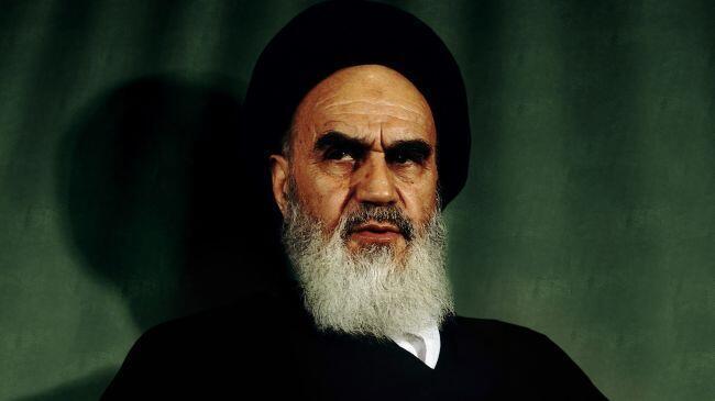 روحالله خمینی