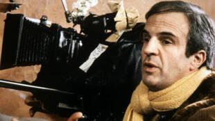 O cineastaz francês François Truffaut, um dos ícones da Nouvelle Vague.