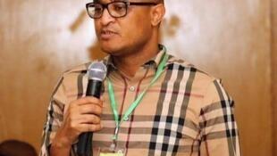 Ericino de Salema, jornalista moçambicano