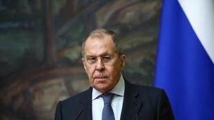 Russian Foreign Minister Sergei Lavrov attended the UN Security Council meeting on the Middle East via videoconference