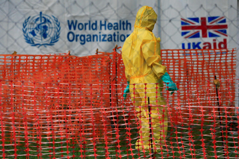Mtalaam wa Ebola nchini DRC.
