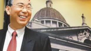 香港前政務司長許仕仁