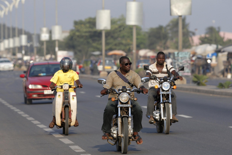 Circulation à Lomé, Togo (photo d'illustration).