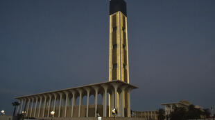 La Grande mosquée d'Alger, le 27 octobre 2020.