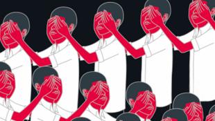 法国社会心理学家古斯达夫•勒庞著作《乌合之众》一中文译本资料图片