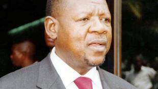 Lambert Mende, ministre de la Communication et porte-parole du gouvernement de la RDC.