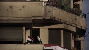 Certains Egyptiens ne reprennent pas leurs activités, ils souhaitent obtenir des avancées sociales.