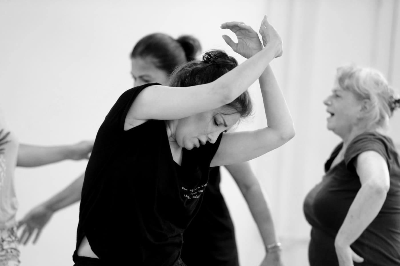 """نمایش """"اگر که عشق گناه است"""" تازهترین اثر نیلوفر بیضایی؛ عکاس: مرتضی مجتهدی"""