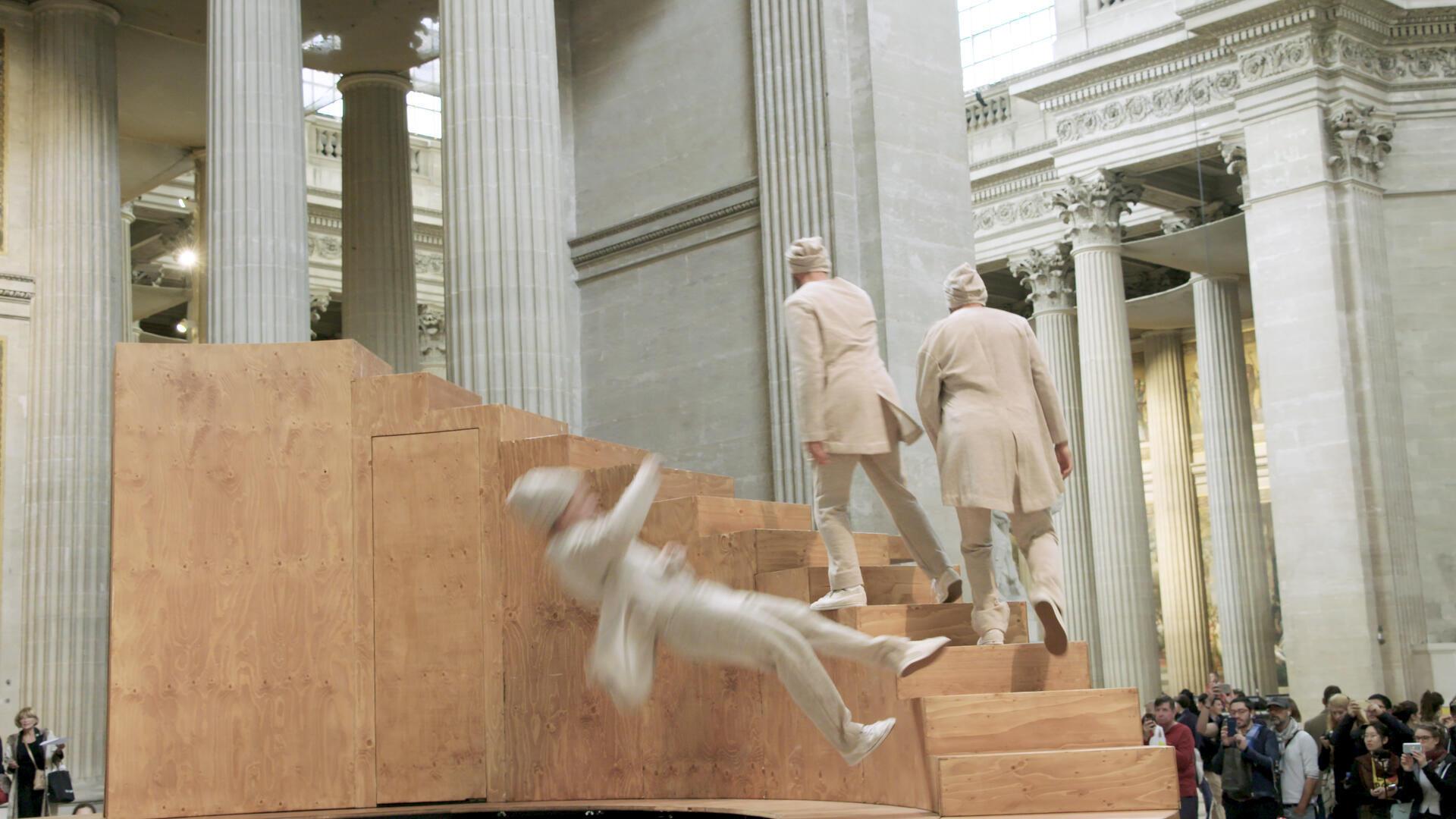 """Image extraite du film documentaire """"Notre véritable sixième sens""""."""