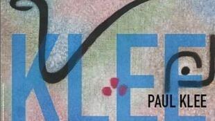 A obra de Paul Klee está em exposição no Beaubourg, em Paris.
