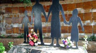 El memorial de El Mozote.