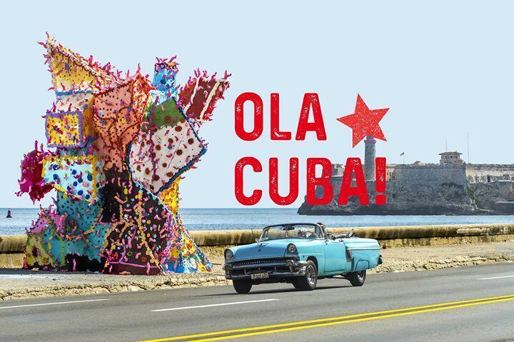 """La exposición """"Ola Cuba"""" estará abierta hasta finales de septiembre en Lille."""