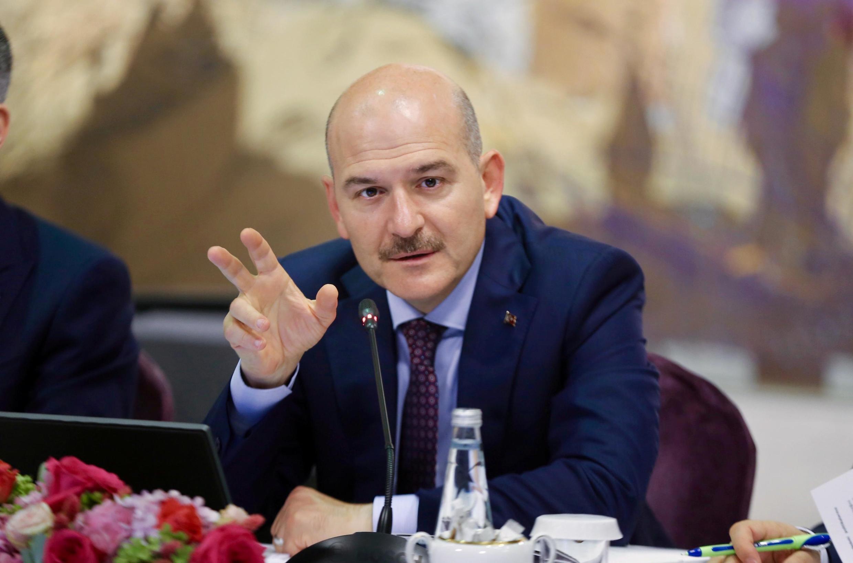 Le ministre de l'Intérieur turc, Süleyman Soylu s'est dit prêt à expulser les jihadistes étrangers retenus en Turquie vers leur pays d'origine.