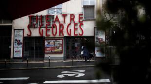 Teatro Saint Georges Paris