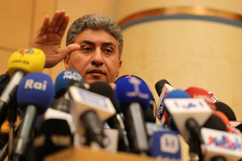 Ministan sufurin jiragen saman Masar Sherif Fathy