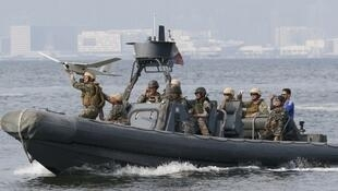 Tập trận Mỹ Philippines 'Carat', ngày 28/06/2013