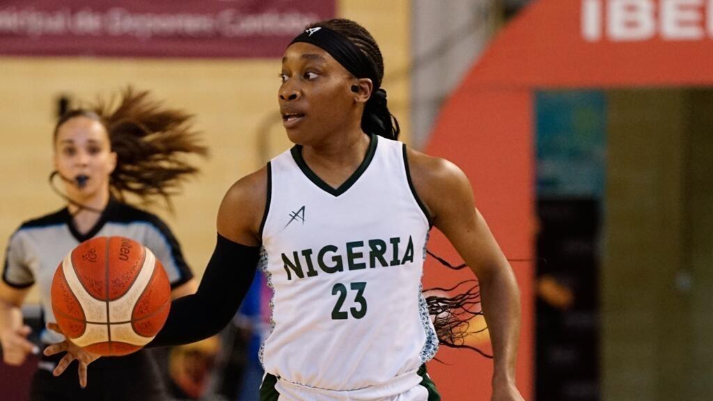Jeux olympiques: la basketteuse Ezinne Kalu, une tigresse entre Tokyo et Landerneau