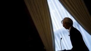 La présidente du Fonds monétaire international Christine Lagarde.