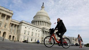 Capitole, makao makuu ya Baraza la Congress, Washington, D.C.