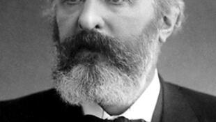El escritor francés Sully Prudhomme (1838-1907) obtuvo el premio Nobel de Literatura en 1901.