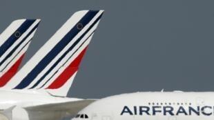 A Air France vai operar apenas 40% dos  voos na segunda-feira  (22/09/14).