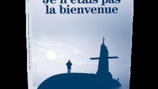 Couverture de l'ouvrage «Je n'étais pas la bienvenue» de Nathalie Guibert.