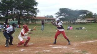 Wachezaji wa Baseball nchini Kenya