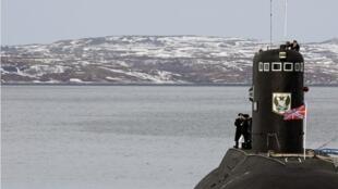 Военно-морская база Североморск