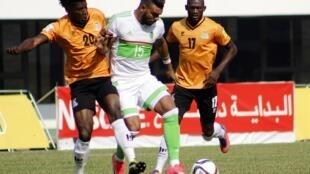 Comme au match aller, Soudani et les Algériens sont tombés face aux Zambiens.