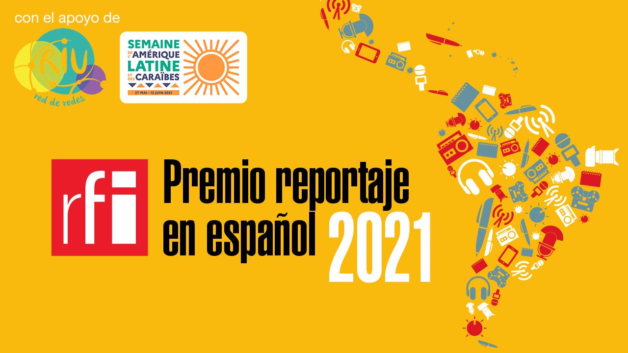 Premio Reportaje 2021 RIU SALC