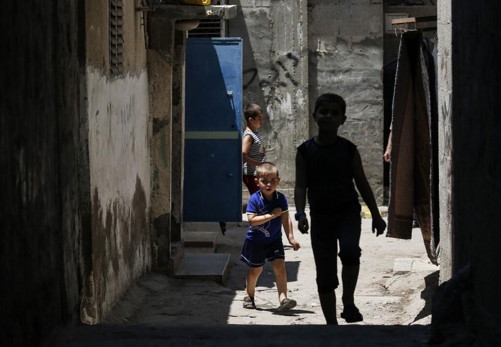 Dépourvue de ressources naturelles, Gaza souffre d'une pénurie chronique d'eau et de carburant. (image d'illustration)