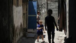 La solución del conflicto con los palestinos no parece ser una prioridad para los políticos israelíes (foto: Gaza).