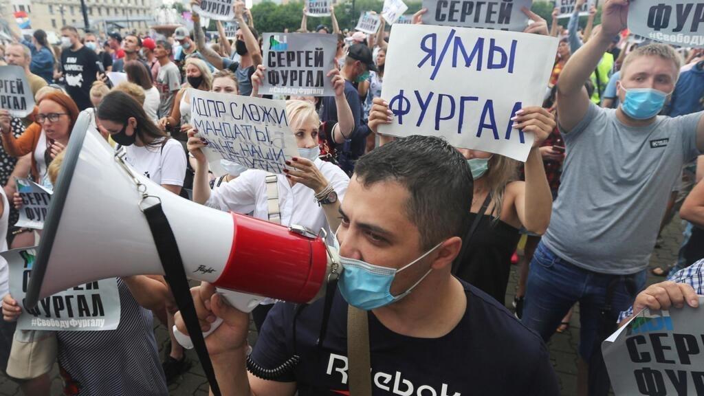 Russie: Khabarovsk défie le Kremlin et continue à demander le retour de son gouverneur