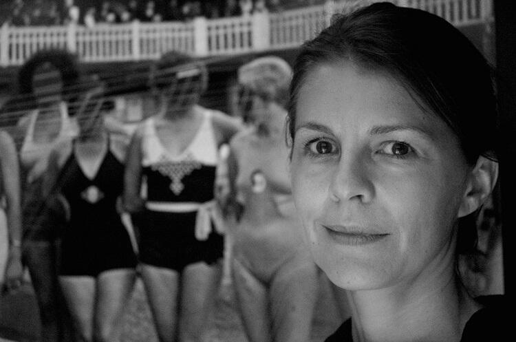La artista mexicana afincada en París, Carmen Mariscal