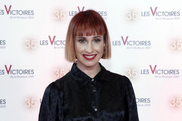 Suzane artista premiada en Les Victoires de la Musique 2020